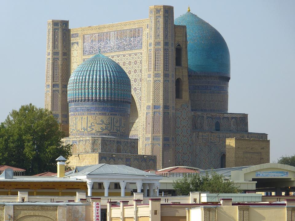 voyage ouzbékistan